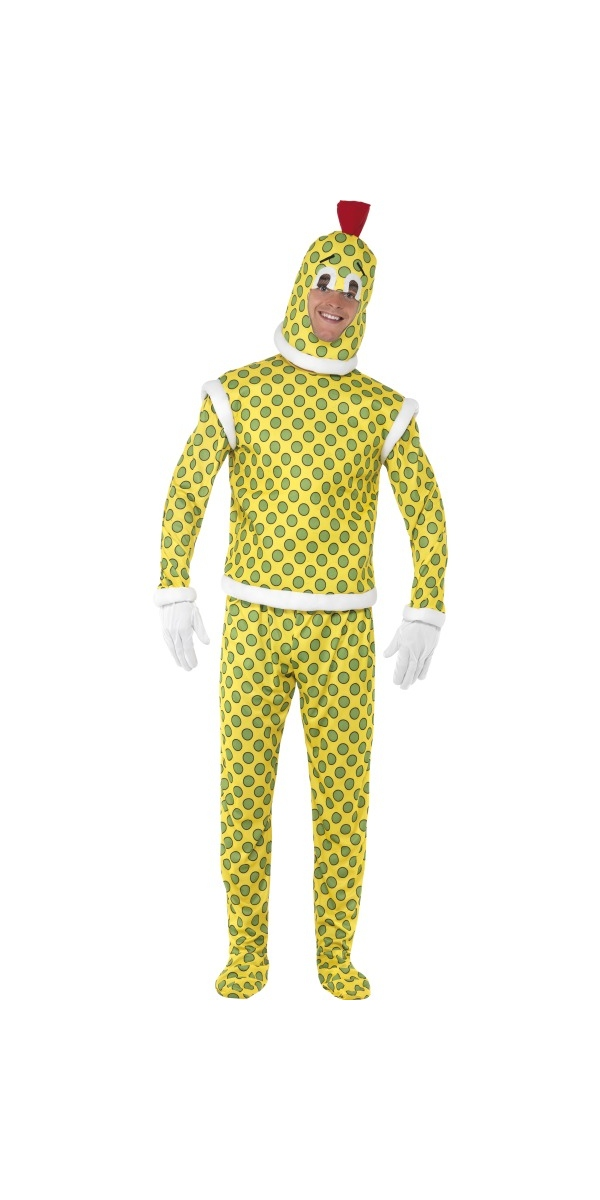 Costume SuperTed SuperTed Costume boutonneuses