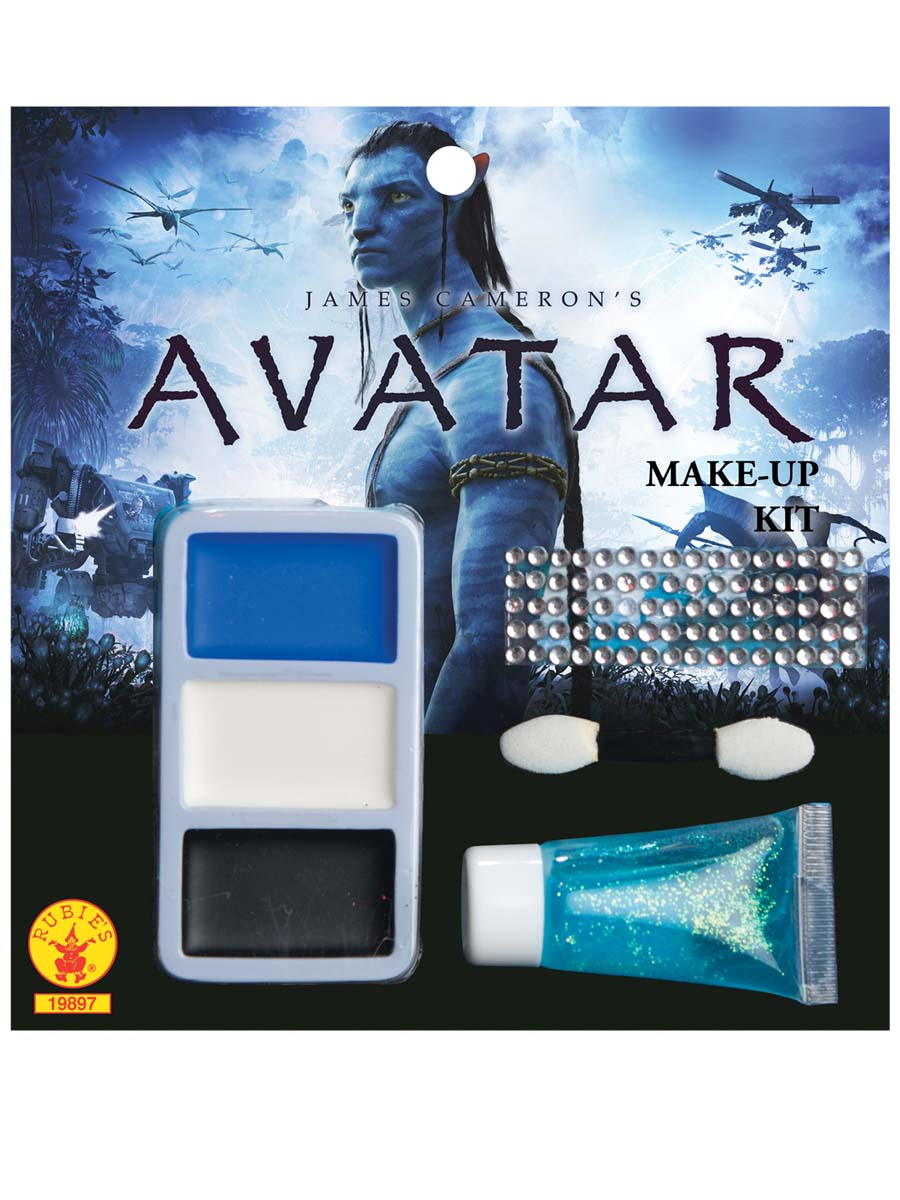 Costume Avatar NAVI composent Kit - Avatar