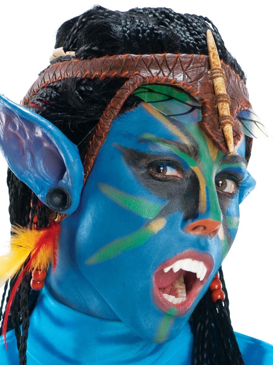 Costume Avatar Crocs de Neytiri Avatar