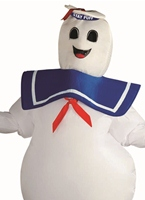 Souhaitez-vous Costume Ghostbusters Puff Deguisement Ghostbusters