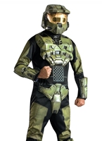 Halo 3 Deluxe Master Chief Costume Halo 3
