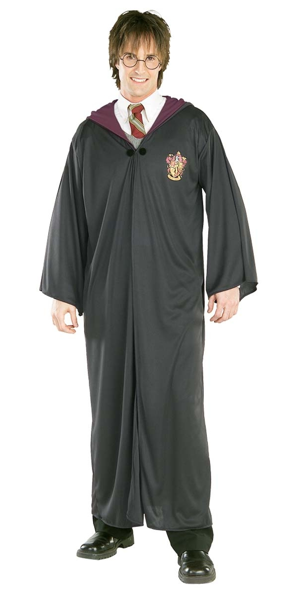 harry potter robe adulte deguisement harry potter. Black Bedroom Furniture Sets. Home Design Ideas