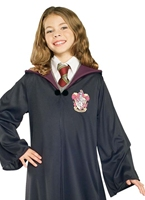 Harry Potter Gryffondor Childrens Robe Deguisement Harry Potter