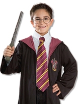Harry Potter cravate Deguisement Harry Potter