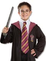 Harry Potter cravate Deguisement Harry Potter