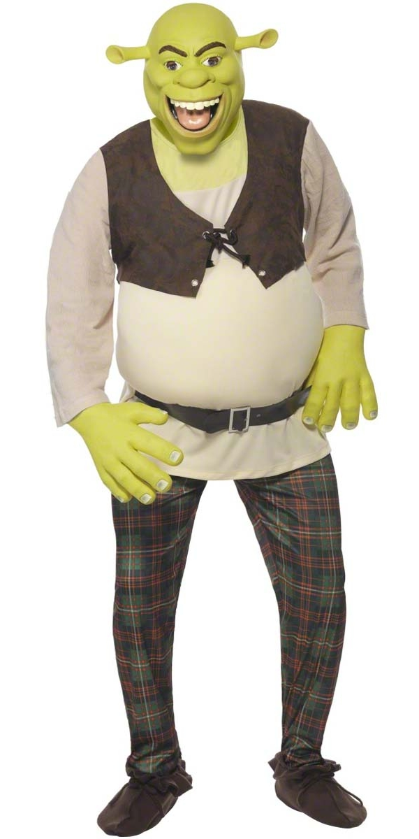 Costume de Shrek Costume Shrek