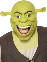 Masque Latex de Shrek Costume de Shrek