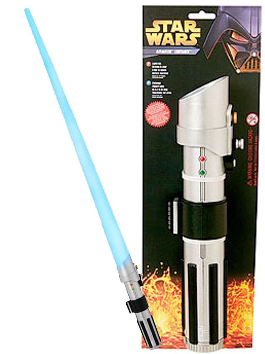 Costume Star Wars Sabre d'Anakin Skywalker