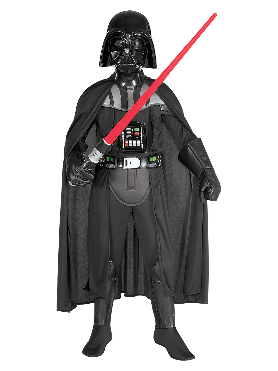 Costume Star Wars Costume de luxe pour enfants Darth Vader