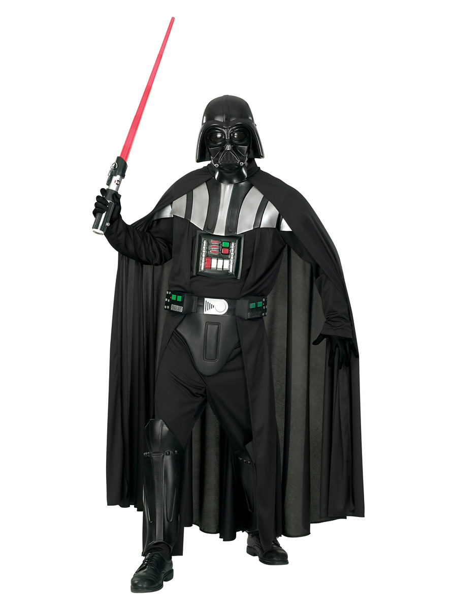 Costume Star Wars Costume de luxe Darth Vader Star Wars