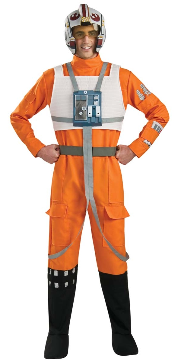 Costume Star Wars Deluxe X aile Costume pilote
