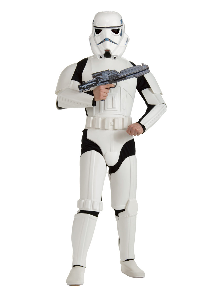 Costume Star Wars Costume Deluxe Stormtrooper Star Wars
