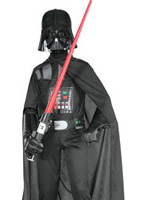 Enfant Star Wars Darth Vader Costume avec sabre laser Costume Star Wars