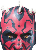 Darth Maul masque 3/4 Costume Star Wars