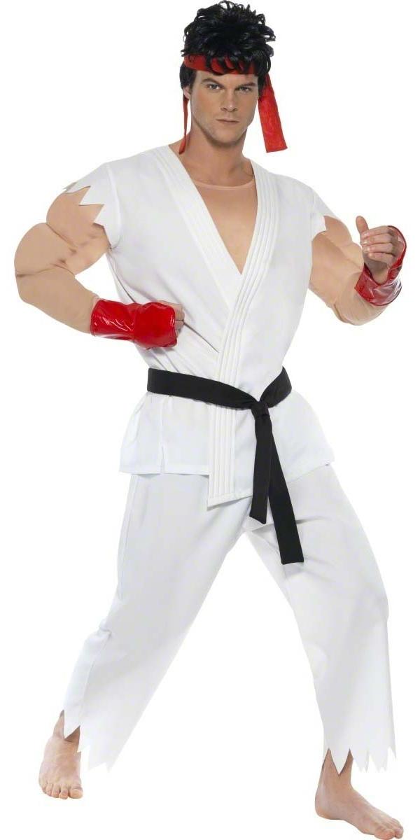 Deguisement Street Fighter Costume de Ryu de Street Fighter IV