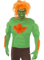 Costume de Blanka Street Fighter IV Deguisement Street Fighter