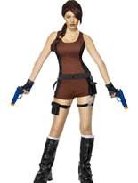 Costume de Underworld Lara Croft Costume Tomb Raider