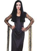 Costume Morticia Addams Costume Famille Addams