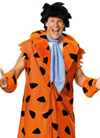 Costume de Fred Flintstone Costume Famille Pierrafeu