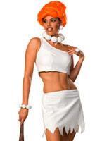 WILMA Flintstone Costume Costume Famille Pierrafeu