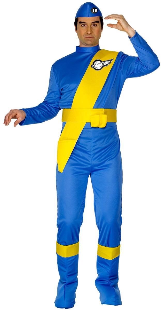 Costume Sentinelles de l'air Virgile Jumpsuit
