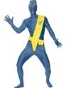 Costume Sentinelles de l'air Thunderbirds seconde peau Costume