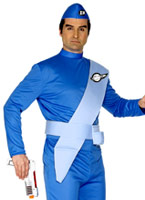 Thunderbirds Scott Jumpsuit Costume Sentinelles de l'air