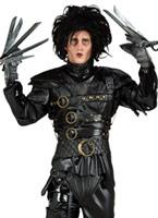 Costume de mains d'Edward Scissor qualité Premium Edward aux mains d'argent