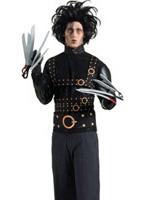 Edward Scissor mains Costume Edward aux mains d'argent