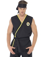 Karaté Kid Cobra Kai Costume Karaté Kid Costume