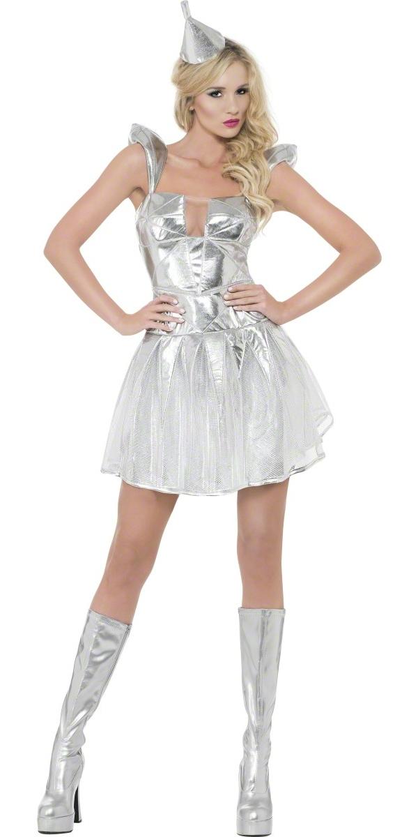 Costume Magicien d'Oz Fièvre étain femme Costume