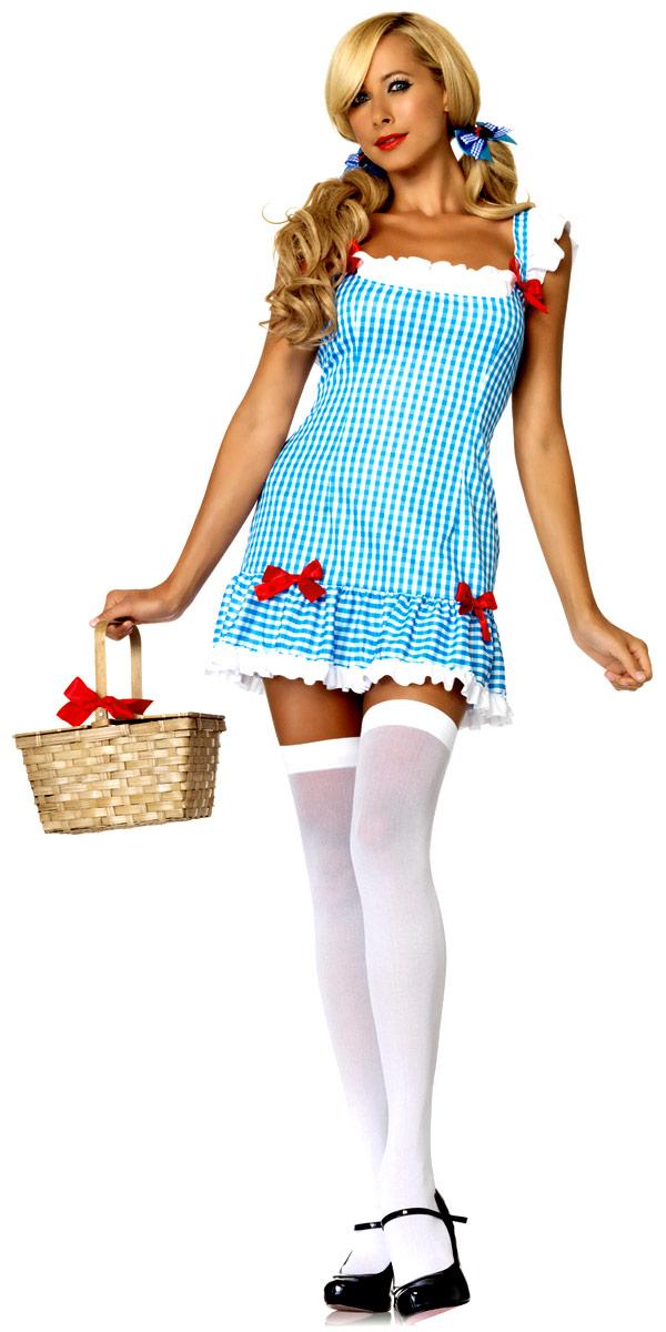 Costume Magicien d'Oz Costume de Dorothy chéri