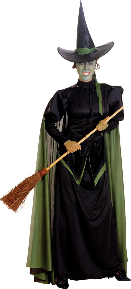 Costume Magicien d'Oz Costume de méchante sorcière du magicien d'Oz