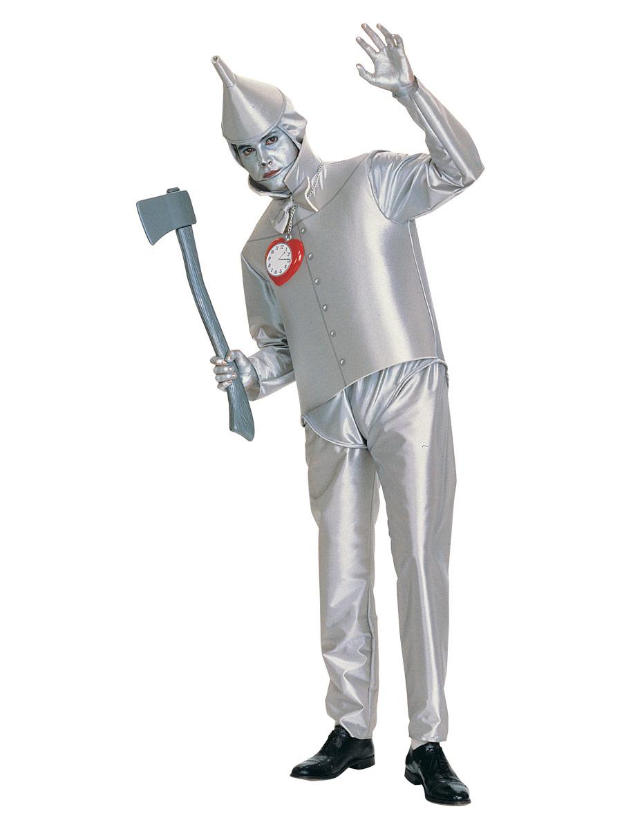 Costume Magicien d'Oz Costume homme d'étain du magicien d'Oz