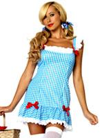 Costume de Dorothy chéri Costume Magicien d'Oz