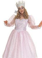 Glinda Costume Magicien d'Oz