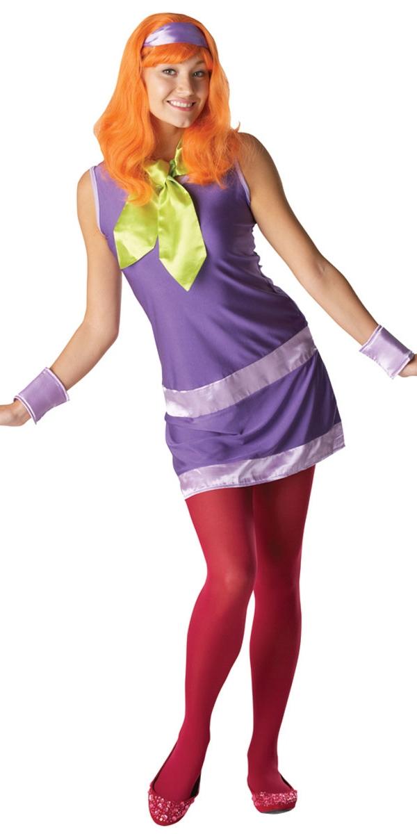 Deguisement Scooby Doo Scooby-Doo Daphné Costume
