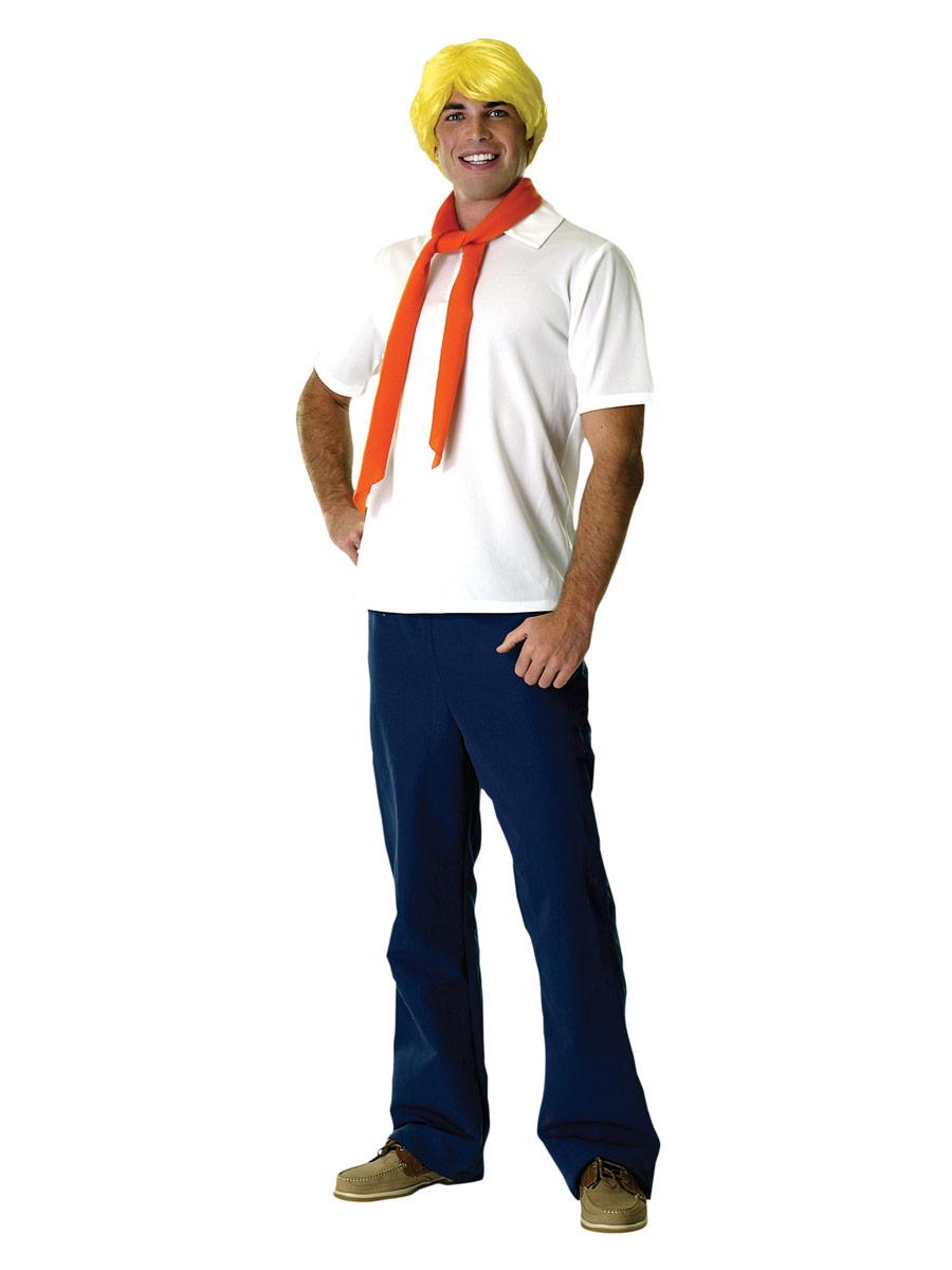Deguisement Scooby Doo Costume de Fred Scooby Doo