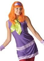 Scooby-Doo Daphné Costume Deguisement Scooby Doo