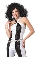 Costume de Reine de la danse Disco Deguisement Femme
