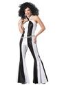 Disco Deguisement Femme Costume de Reine de la danse