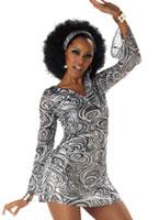 Costume Disco Diva Disco Deguisement Femme