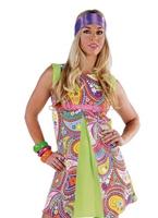70 s robe couleur funky Disco Deguisement Femme