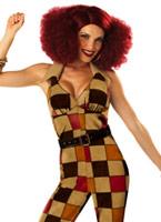 Costume Babe Boogie Disco Deguisement Femme
