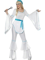 Super Trooper Agnetha Costume Disco Deguisement Femme