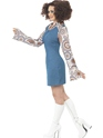 Disco Deguisement Femme Costume de danseuse Disco Groovy de dames