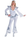 Disco Deguisement Femme Costume Disco Queen Deluxe
