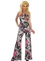 Disco Deguisement Femme Costume de Funky Girl Mod 70 ' s