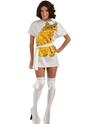 Disco Deguisement Femme Abba Anni Costume
