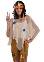 Costume enfant fleur Disco Deguisement Femme